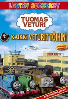 Tuomas Veturi: Kaikki veturit töihin dvd