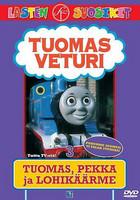 Tuomas Veturi: Tuomas, Pekka ja lohikäärme dvd