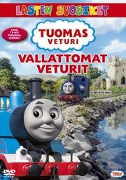 Tuomas Veturi: Vallattomat veturit dvd