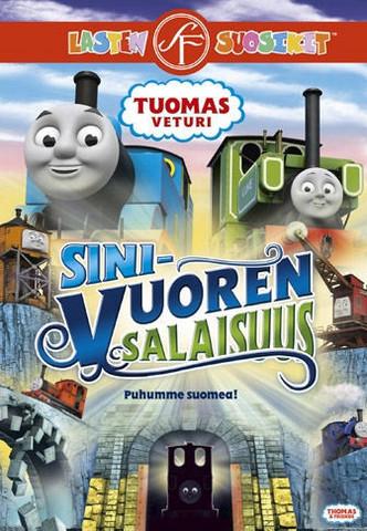 Tuomas Veturi: Sinivuoren salaisuus dvd