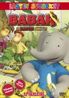 Babar ja Badun seikkailut: Apinaleiri dvd