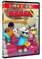 Babar ja Badun seikkailut: Vakooja-ansa dvd