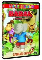 Babar ja Badun seikkailut: Sankari-Hippo dvd