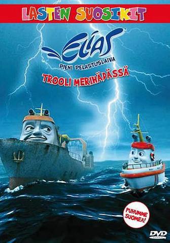 Elias pieni pelastuslaiva: Trooli merihädässä dvd