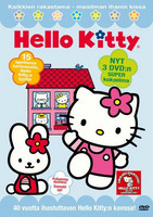 Hello Kitty Box Superkokoelma 1+2+3 dvd