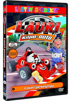 Lauri Kilpa-auto: Lauri peseytyy dvd