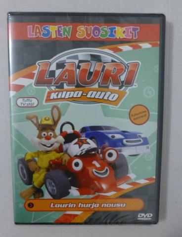 Lauri Kilpa-auto: Laurin hurja nousu dvd