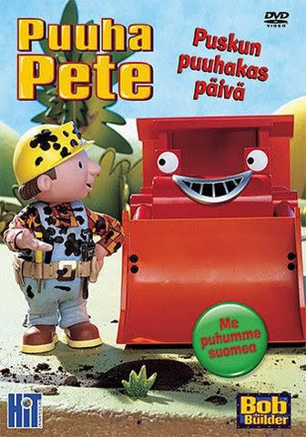 Puuha-Pete: Puskun puuhakas päivä dvd