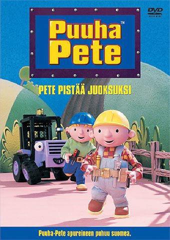 Puuha-Pete: Pete pistää juoksuksi dvd