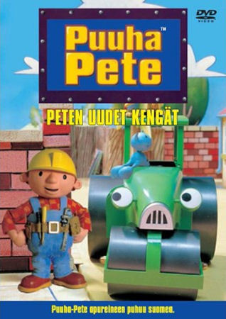 Puuha-Pete: Peten uudet kengät dvd