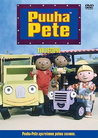 Puuha-Pete: Tiilisouvi dvd