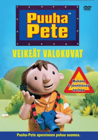 Puuha-Pete: Veikeät valokuvat dvd