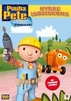 Puuha-Pete Valmiina puuhaan! Hyrre isosiskona dvd