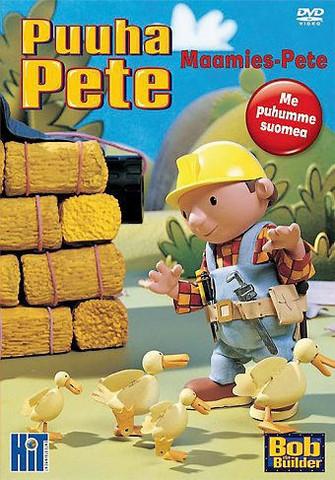 Puuha-Pete: Maamies-Pete dvd