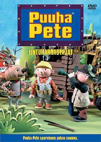 Puuha-Pete: Lintuharrastajat dvd
