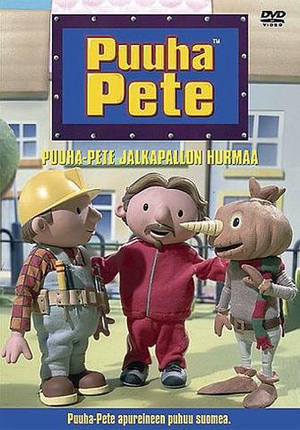 Puuha-Pete: Jalkapallon hurmaa dvd