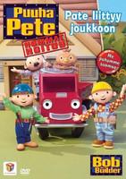 Puuha-Pete Hommat hoituu: Pate liittyy joukkoon dvd