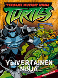 Turtles Ylivertainen Ninja dvd