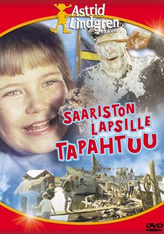 Saariston lapsille tapahtuu dvd