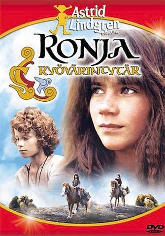 Ronja Ryövärintytär dvd