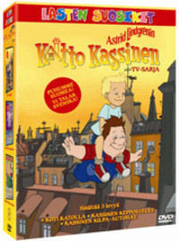 Katto Kassinen dvd BOX Tv-sarja 3x dvd