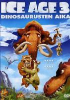 Ice Age 3 Dinosaurusten aika dvd