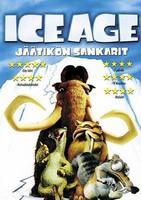 Ice Age 1 Jäätikön sankarit dvd