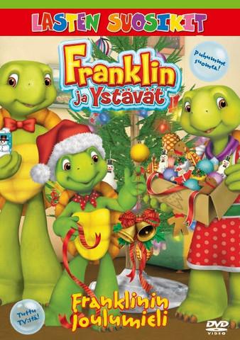 Franklin ja ystävät: Franklinin joulumieli dvd