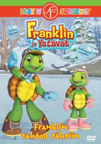 Franklin ja ystävät: Franklin tahtoo tähtiin dvd