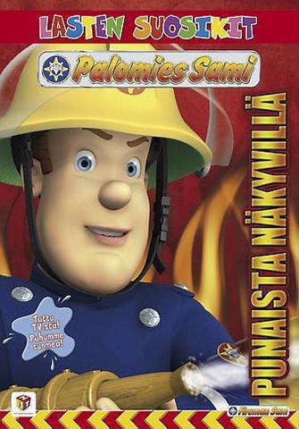 Palomies Sami: Punaista näkyvillä dvd