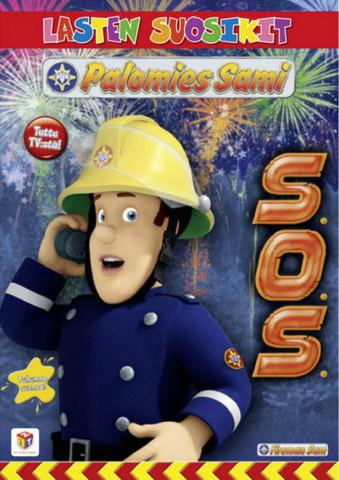 Palomies Sami: S.O.S. dvd