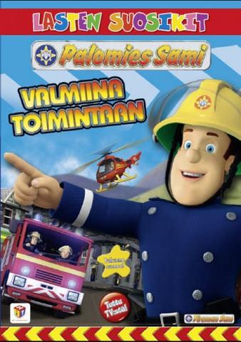 Palomies Sami: Valmiina toimintaan dvd