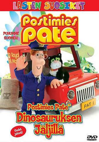 Postimies Pate: Dinosauruksen jäljillä dvd