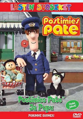 Postimies Pate ja pupu dvd