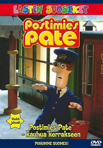 Postimies Pate: Kauhua kerrakseen dvd