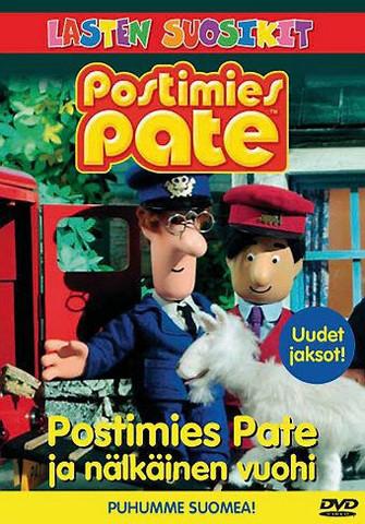 Postimies Pate ja nälkäinen vuohi dvd
