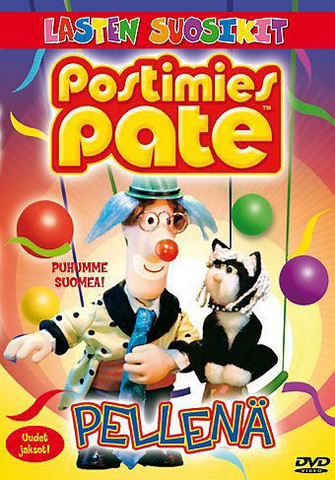 Postimies Pate: Pellenä dvd