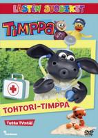 Timppa: Tohtori-Timppa dvd