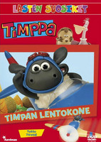 Timppa: Timpan lentokone dvd