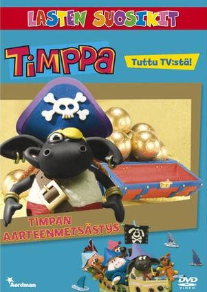Timppa: Timpan aarteenmetsästys dvd