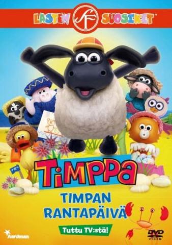 Timppa: Timpan rantapäivä dvd