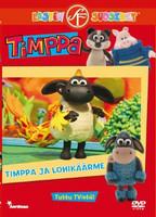 Timppa: Timppa ja lohikäärme dvd