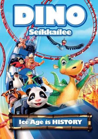 Dino Seikkailee Elokuva dvd