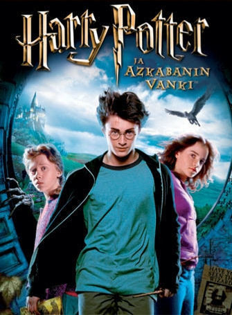 Harry Potter ja Azkabanin vanki dvd