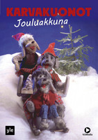 Karvakuonot Jouluakkuna, Yle joulukalenteri dvd