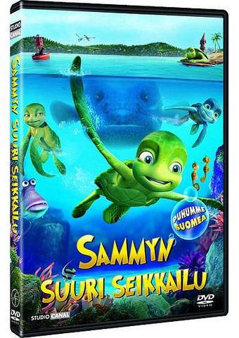 Sammyn suuri seikkailu dvd