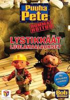 Puuha-Pete Hommat hoituu: Lystikkäät luolamaalaukset dvd