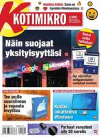 KotiMikro-lehti tarjous 2021