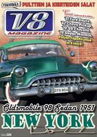 V8-lehti tarjous 2021