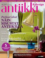 Antiikki ja Design -lehti tarjous 2021